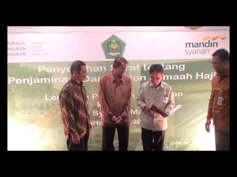 Youtube info haji bank syariah mandiri