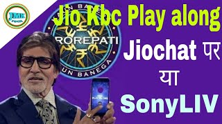 How To Play KBC Play Along Season 10 On Mobile Jio Kbc Play Along Registration Process