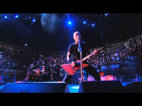 Metallica - Nothing Else Matters Hd 1080p Live  Francais Pour Une Nuit video