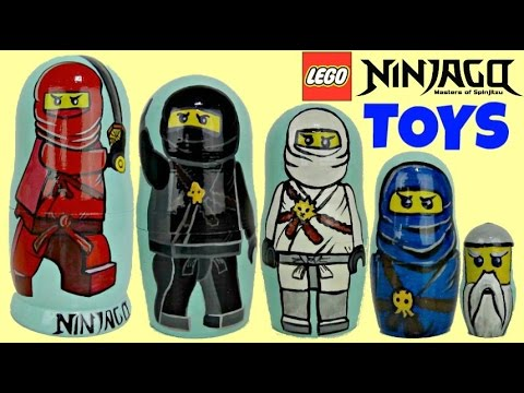 Lego Ninjago Cartoon Network Play Doh Surprise Cake Feat Kai Cole