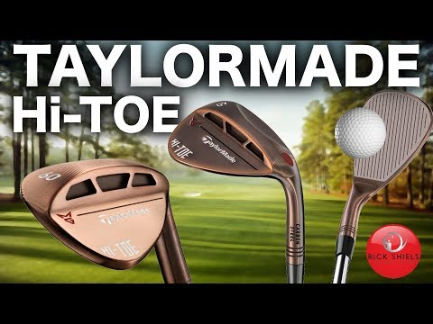 The ULTIMATE Lob Wedge - TaylorMade Hi-Toe 60° Review