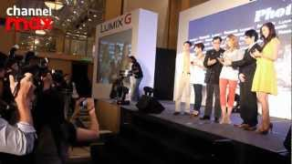Panasonic launches Lumix GF5