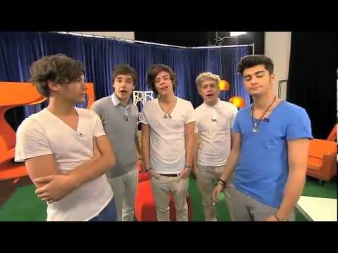 One Direction: Nickelodeon Pregnancy Prank (Full Video, Good Quality)