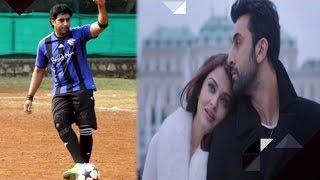 Abhishek Bachchan Picks Football Over Aishwarya's Film ADHM | Bollywood News