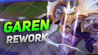 GAREN'E ULTRA BUFF GELİYOR! | MİNİ REWORK