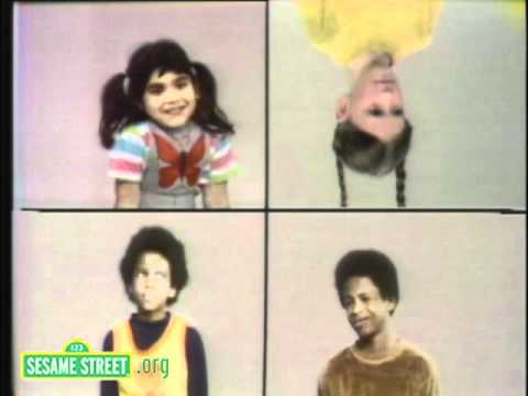 Sesame Street |  Upside Down & Right Side Up | PBS