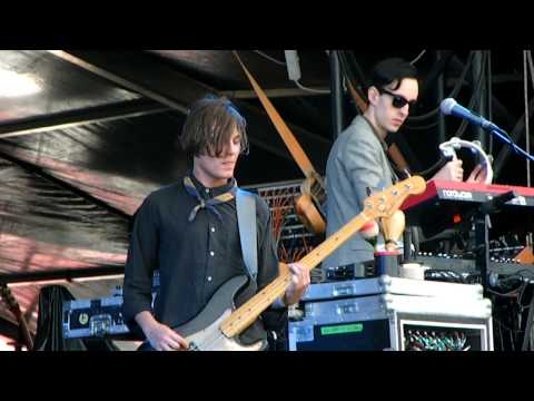 "The HORRORS ""You said""- SZIGET festival 2012, Main Stage live"