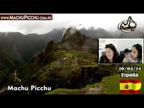 cuatro turistas por fotografiarse desnudos en el Machu Picchu