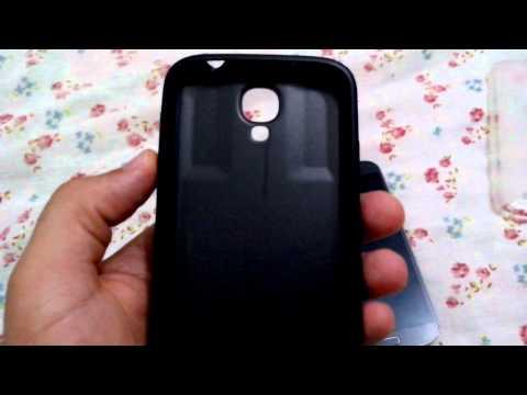 Review da Protective Cover+ para Galaxy S4 em português