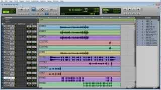 001: ¿Cómo Exportar Audio de Pro Tools a Otro Software de Audio Digital?