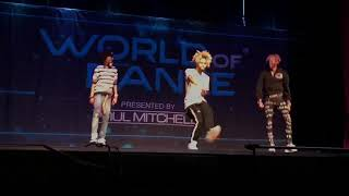 Ayo & Teo   Gucci Mane - I Get The Bag Feat. Migos   World Of Dance