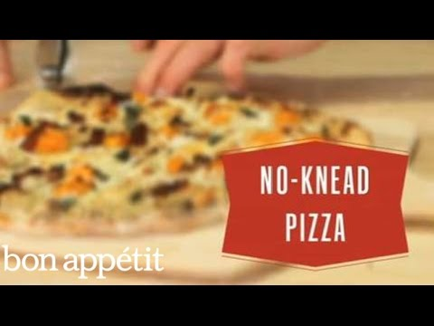 No-Knead Pizza Dough with Baker Jim Lahey - YouTube