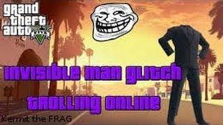 Game | how to be invisible on gta 5 online | how to be invisible on gta 5 online