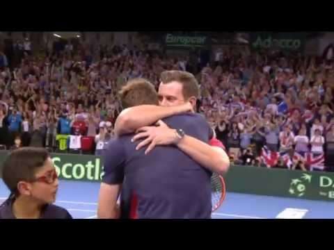 Highlights: Andy Murray (GBR) v John Isner (USA)
