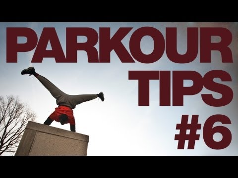 Parkour Tips #6 | Cat-Pass / Saut de Chat – Distance | Parkour Generations