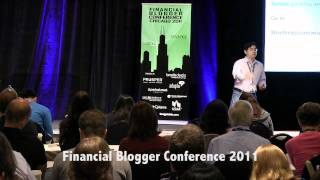 1 Million Pageviews on a Small Budget by Will Chen at FINCON11