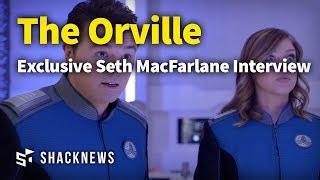 download lagu The Orville Exclusive Seth Macfarlane Interview gratis