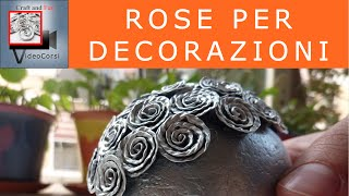 Craft and fun - Rosa con cialda nespresso.m4v