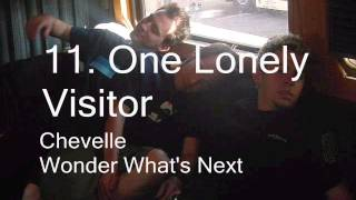Watch Chevelle One Lonely Visitor video