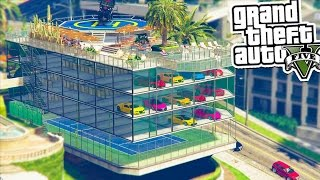 PICKING THE GTA 5 MODDED ACCOUNT WINNERS AND PLAYING PS4!