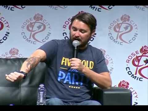 Wil Wheaton - Rose City Comic Con 2015 - Full panel
