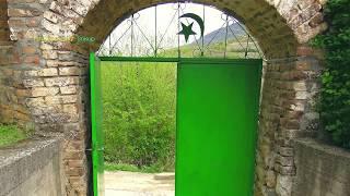 Fshati BUKOVIQ - Shkup - Video postcard. HD 1080p.