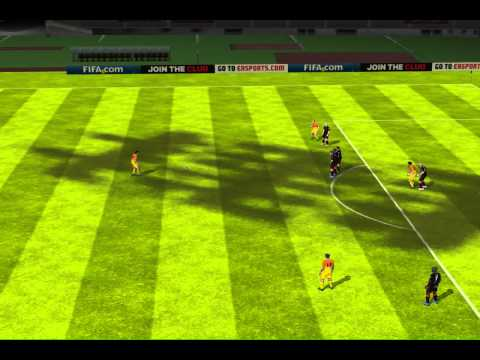 FIFA 13 iPhone/iPad - FC Barcelona vs. RCD Mallorca