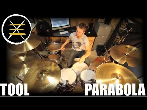 Tool Parabola Drum Cover - Johnkew