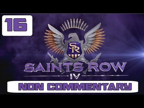 Saints Row 4 Walkthrough - Part 16 NO Commentary Gameplay Playthrough PC PS3 XBOX