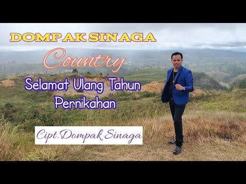 ULANG TAHUN PERNIKAHAN - KARYA CIPTA DOMPAK SINAGA (Official Music Video)