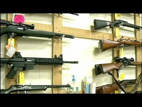 في الولايات المتحدة…السلاح الناري هدية الميلاد!