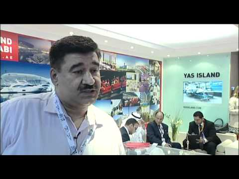 Raman Khanna, Director of Development, Aldar Hotels @ ATM 2011