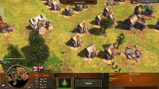 Age of Empires III - Multiplayer 3v3 - Gameplay [Deutsch/HD]