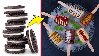 How To Make Oreo Ice-Cream🍦: 2 Delicious Ways