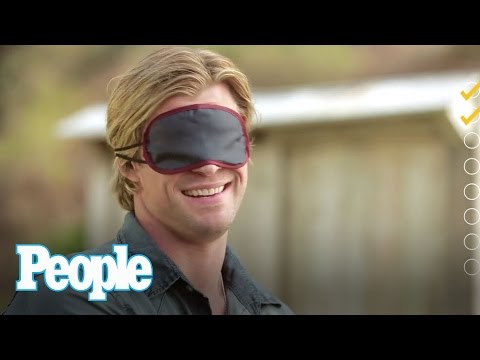 Chris Hemsworth Takes 'What's That Australian Stuff?' Challenge | Sexiest Man Alive 2014 | PEOPLE