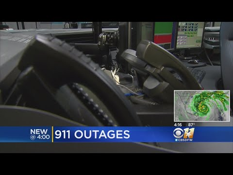 AT&T Customers Affected By 911 Outages