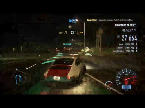 Need for speed épisode 1