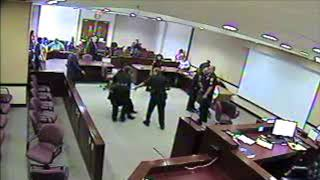 Courtroom melee: Punches, Tasers after verdict in Ocala murder trial