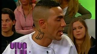Bushido & Eko at viva Interview 2005