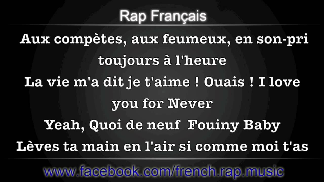 La Fouine - Débuter en bas (Paroles) HD 2011 (Lyrics) - YouTube
