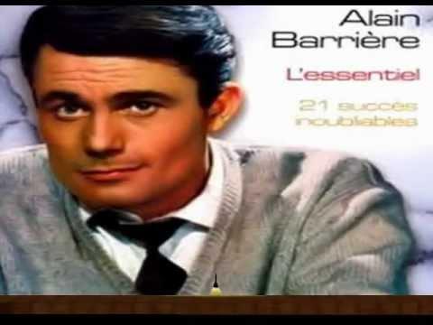 Alain Barrière - Tu T'En Vas