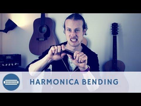 8 Tips For Bending On Harmonica - Beginner Harmonica Lesson