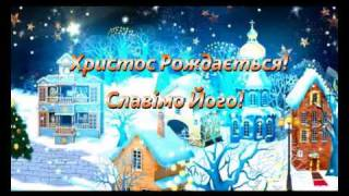 Christmas greeting of President Victor Yushchenko to Ukrainian people