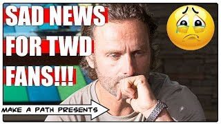 """ACTOR """"ANDREW LINCOLN"""" IS LEAVING THE WALKING DEAD IN SEASON 9"""