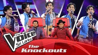 Channuka | Ae Pawasu Loke The Knockouts | The Voice Sri Lanka