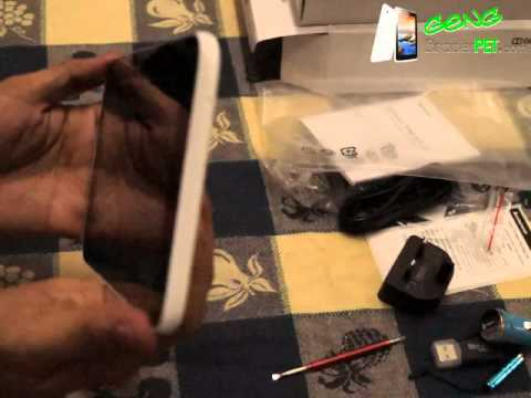 Lenovo tab a7 30 a3300 unboxing