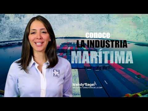 Conoce la Industria Marítima by Wendy Sagel