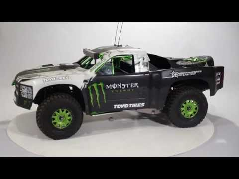 Project NSP-1 RC Trophy Truck :: Update #4