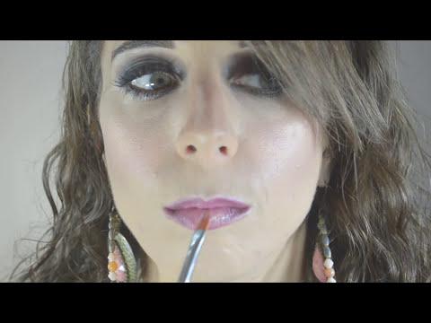 Cómo agrandar los labios sin cirugías! Get plumper lips - Argentina