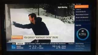 ShipSnowYo.com on the Weather Channel